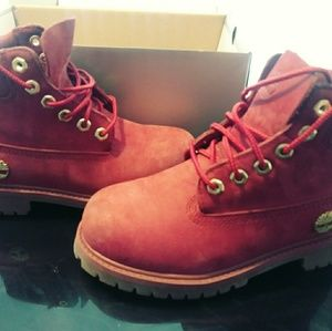 Toddlers size 13c Timberlands